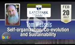 Landmark College presents: Tom Wessels, Self-organization 2/20/17