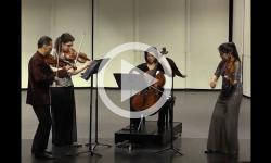Ep #49 with Carpe Diem String Quartet