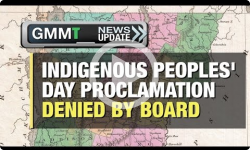 GMMT: Board denies Indigenous Peoples' Day Proclamation 10/11/16 (News Clip)