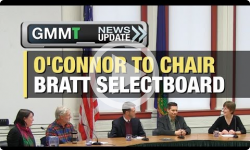 GMMT: O'Connor to Chair Bratt Selectboard 3/28/17 (News Clip)