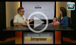 Greater Good Entrepreneur: Ep 5 - ASRA foods with Jill Ouazzani
