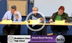 Brattleboro Union High School Bd. Mtg. 12/2/13