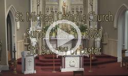 Mass from Sunday, May 10, 2020
