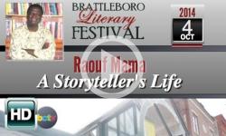 Brattleboro Literary Festival 2014: Raouf Mama
