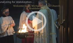 Mass for Sunday, April 4, 2021