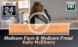 Brattleboro Citizens Breakfast: Medicare Facts & Medicare Fraud 10/24/14