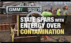 GMMT: State Spars with Entergy Over Contamination 4/4/17 (News Clip)