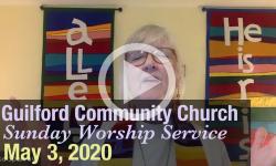 Guilford Church Service - 5/3/20