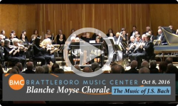 Blanche Moyse 6th Annual Memorial Concert J.S.Bach