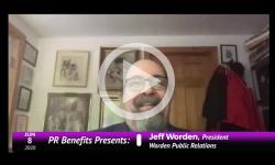 PR Benefits: Episode 4 - Jeff Worden