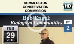DCC: Bob Engel- Biological Communities #2- 2/29/16