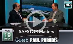 SAFSTOR Matters: 8/19/15 - Paul Paradis