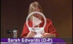 Conversations with Daryl: Rep. Sarah Edwards 5/16/11