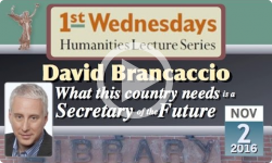 1st Wednesdays: A Secretary of the Future