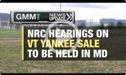 GMMT: NRC to hold VY sale hearing in MD 1/20/17 (News Clip)