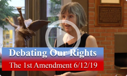 Debating Our Rights: The First Amendment - How Free Is Our Speech?