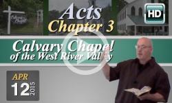 Calvary Chapel: April 12, 2015