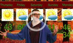 BUHS-TV Broadcast October 18th