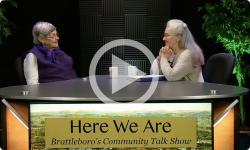 Here We Are: with guest Alma Beals