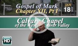 Calvary Chapel: Jan 18, 2015