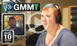 Green Mtn Mornings Tonight: Friday News Show 8/10/18