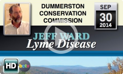 Dummerston Conservation Commission: Lyme Disease 9/30/14