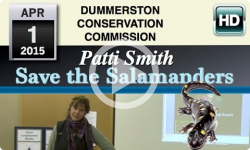 DCC: Patti Smith- Save the Salamanders 4/1/15