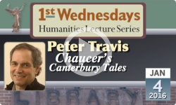 1st Wednesdays: Chaucer's Canterbury Tales