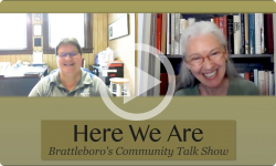 Here We Are: with guest Carol Lolatte