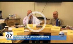 Brattleboro Town School Bd. Mtg. 5/7/14
