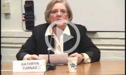 LWV Forum Brattleboro Selectboard 2/14/11, part 2
