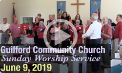 Guilford Church Service - 6/9/19