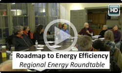 Windham Regional Roundtable-Road Map to Efficiency