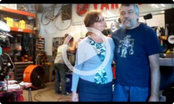 Stan's Motorcycle Shop: Fun on Flat St