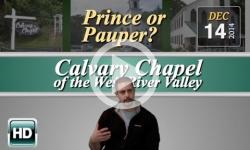 Calvary Chapel: Dec 14, 2014