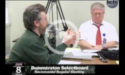 Dummerston SB Mtg. 1/8/14