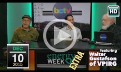 Energy Week Extra: Walter Gustafson of VPIRG