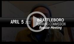Brattleboro Planning Commission: Brattleboro PC Mtg 4/5/21