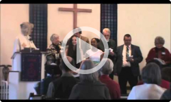 Guilford Community Church Service 3-20-16 -- Palm Sunday