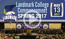 Landmark College Commencement: Spring 2017