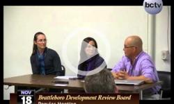 Brattleboro Development Review Board 11/18/13