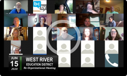West River Education District: WRED Bd 6/15/20