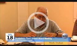 Brattleboro Town School Bd Mtg 7/18/14