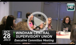 WCSU: Executive Committee Mtg 10/28/15