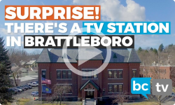 Surprise! There's a TV Station in Brattleboro