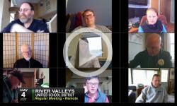 River Valleys Unified School District: RVUSD Bd Mtg 5/4/20