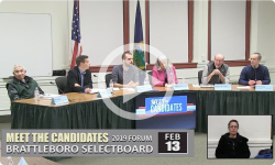 Brattleboro Selectboard Candidates Forum 2019