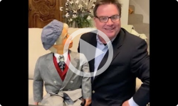 Cooped Up Kids from Next Stage Arts Project: Todd Oliver - Ventriloquist and Comedian