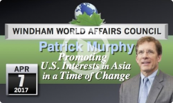 WWAC: Patrick Murphy - US Interests in Asia 4/7/17