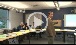 NEASC Report - presentation by Steve Perrin, BUHS Principle - May 19, 2014